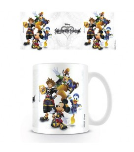 Mug Kingdom Hearts