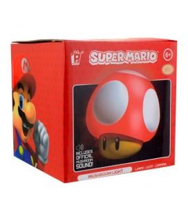 Lampe Veilleuse 3D Super Mario Mushroom