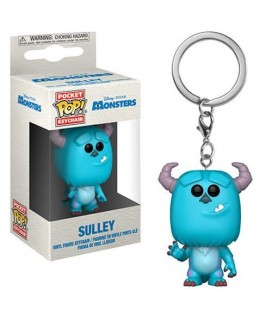 Pocket Pop! Keychain - Sulley