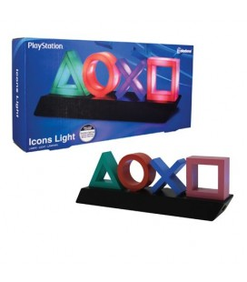 Lampe Symboles Playstation