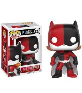 Pop! Harley Quinn Impopster Batgirl [127]
