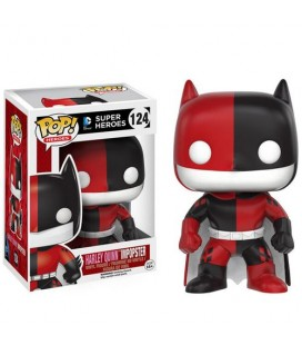 Pop! Harley Quinn Impopster Batman [124]