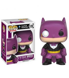 Pop! The Penguin Impopster Batman [122]