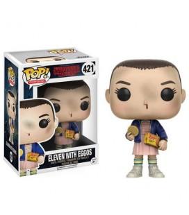Pop! Eleven With Eggos [421]