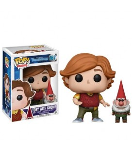 Pop! Toby With Gnome [467]