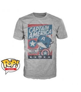 Pop! TShirt - Fighting For Freedom