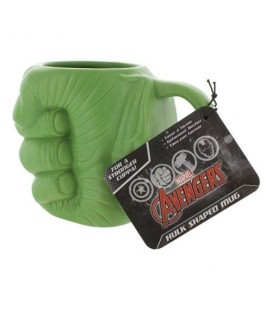 Mug The Hulk Shaped