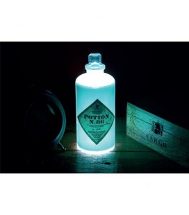 Lampe Fiole Potion