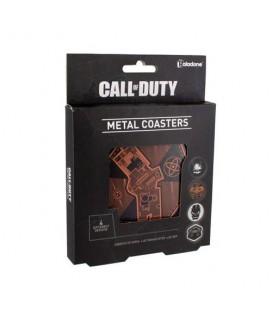Sous-Verres Call Of Duty en métal