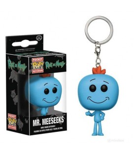 Pocket Pop! Keychain - Mr Meeseeks