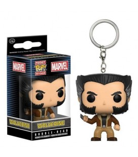 Pocket Pop! Keychain - Wolverine