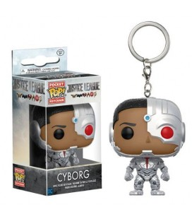 Pocket Pop! Keychain - Cyborg