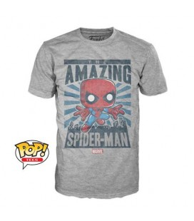 Pop! TShirt - Spider-Man