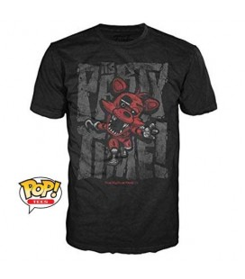 Pop! TShirt - Foxy The Pirate