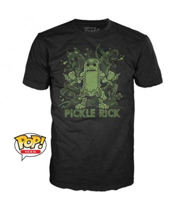 Pop! TShirt - Rick's Rat Party