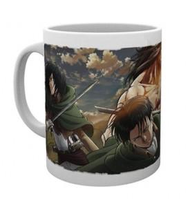 Mug Scouts