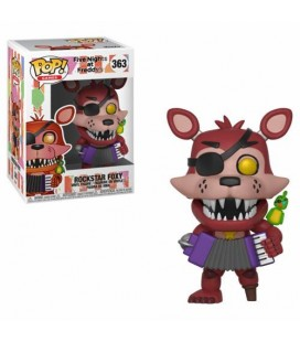 Pop! Rockstar Foxy [363]
