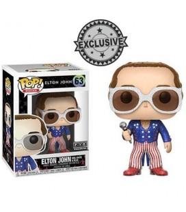 Pop! Elton john GLITTER LE [63]