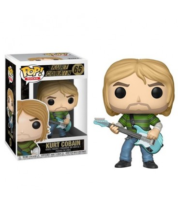 Pop! Kurt Cobain [65]