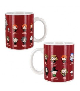 Mug Harry Potter Personnages