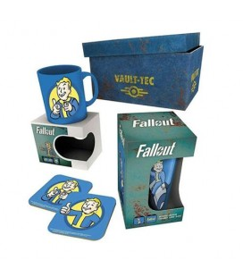 Box Fallout Vault Boy