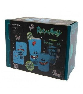 Box Rick & Morty Meeseeks 2018