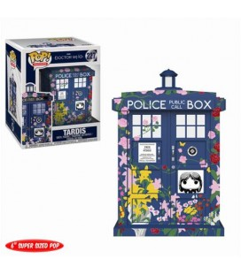 Pop! Tardis Clara Memorial Oversized [227]