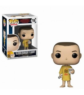 Pop! Eleven (Burger T-Shirt) [718]