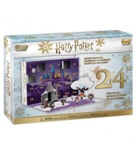 Pocket Pop! Calendrier de l'Avent Harry Potter 2018 (Réédition) [24 Figurines)
