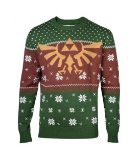 Christmas Sweat Pull de Noêl Zelda