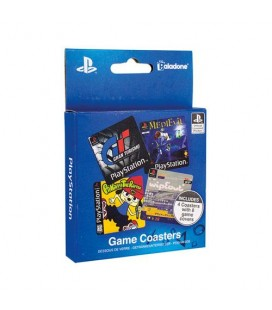 Sous-Verres Playstation Games