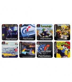 Sous-Verres Playstation Games