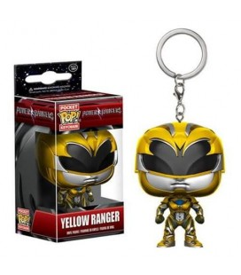 Pocket Pop! Keychain - Yellow Ranger