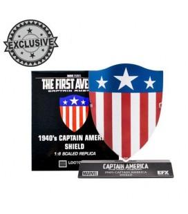 Bouclier Captain America 1940 Exclusive
