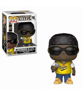 Pop! Notorious B.I.G (with Jersey) [78]