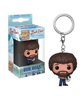 Pocket Pop! Keychain - Bob Ross