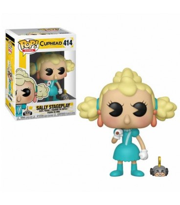 Pop! Sally StagePlay [414]