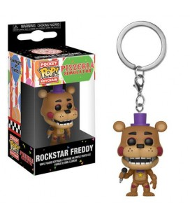 Pocket Pop! Keychain - Rockstar Freddy