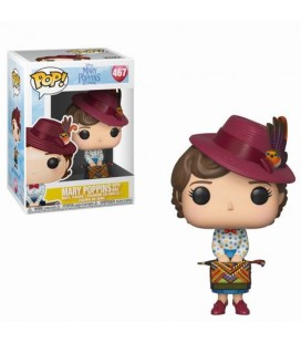 Pop! Mary Poppins (with Bag) [467]