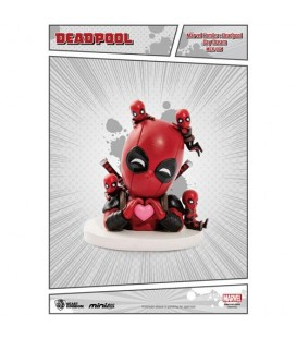 Deadpool Day Dream Mini Egg Attack