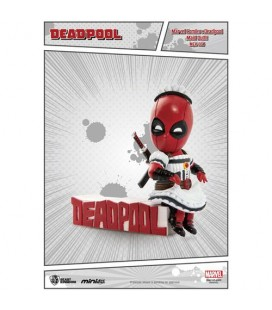 Deadpool Maid Outfit Mini Egg Attack