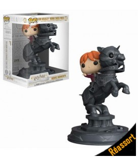 "Pop! Ron Weasley Riding Chess Piece ""Movie Moments"" [82]"