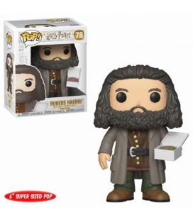 Pop! Rubeus Hagrid Oversized [78]