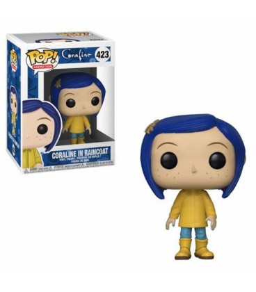 Pop! Coraline in Raincoat [423]
