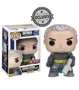Pop! Armored Batman Unmasked Edition Limitée [113]