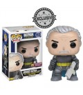 Pop! Armored Batman Unmasked Limited Edition [113]
