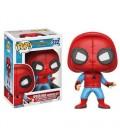 Pop! Spider-Man (Homemade suit) [222]