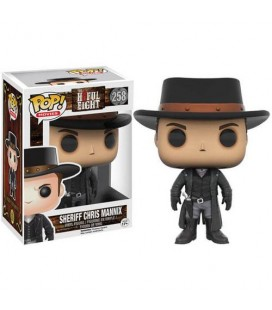 Pop! Sheriff Chris Mannix [258]