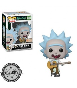 Pop! Tiny Rick Limited Edition [489]