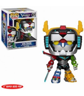 Pop! Voltron Oversized [471]